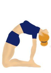 15 yoga Übungen für mehr leichtigkeit und weniger stress