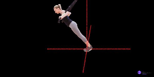 Mit TRX Bändern in 16 Minuten PERFEKT trainieren | Für eine gesündere Haltung und mehr Ausgeglichenheit. 6