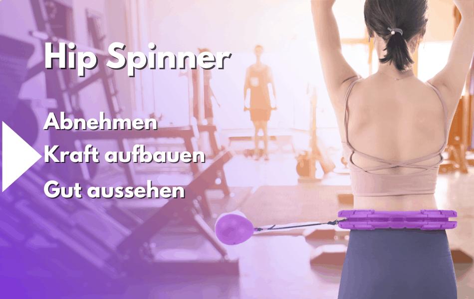 Ist der Hip Spinner (Smart Hoop) besser als der Hula Hoop? 1