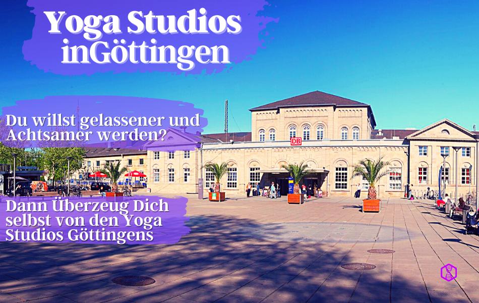 Yoga-Studios in Göttingen 1
