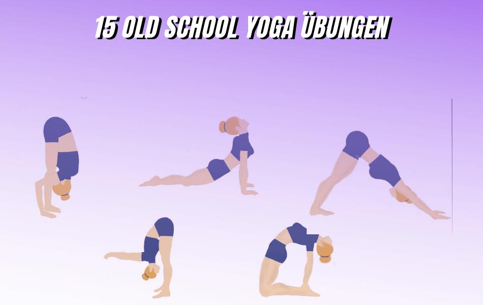 15 Yoga Übungen Für Mehr Leichtigkeit Und Weniger Stress 1