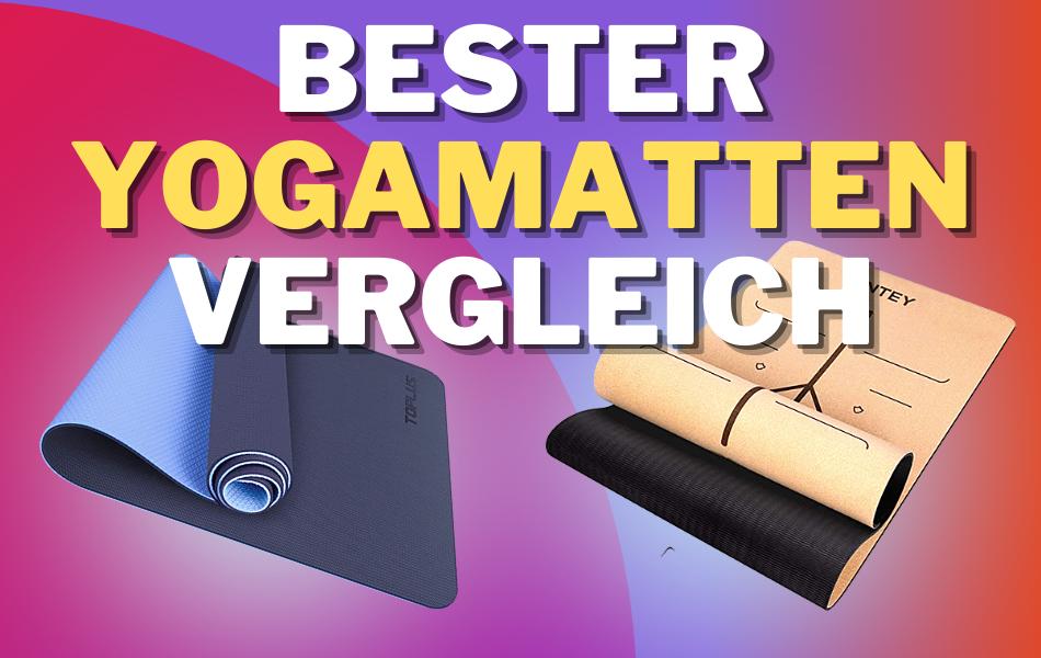 Die perfekte Yogamatte finden! | Worauf muss ich beim Kauf einer Yogamatte achten? 1