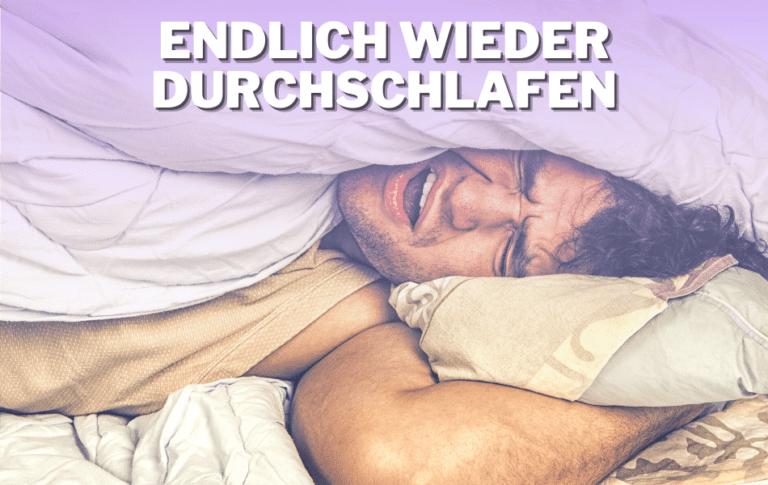 Warum wir zwar schnell einschlafen aber trotzdem nicht erholt aufwachen