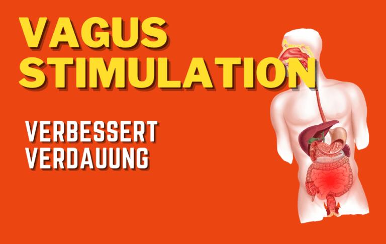 Vagus Nerv Stimulation verbessert Verdauung
